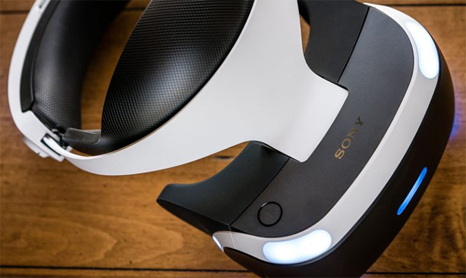 Sony Cuts Price of PlayStation VR Headset to $299