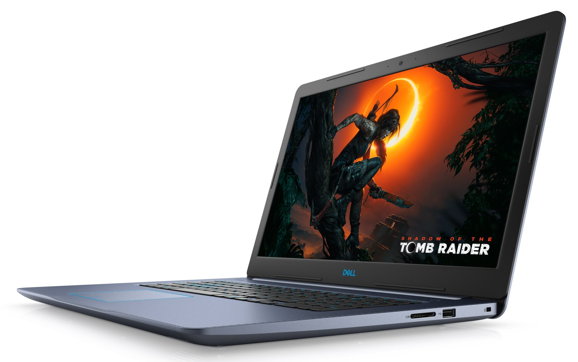 Dell G-Series Gaming Laptops - Dell's Spring Range: New 8th Gen