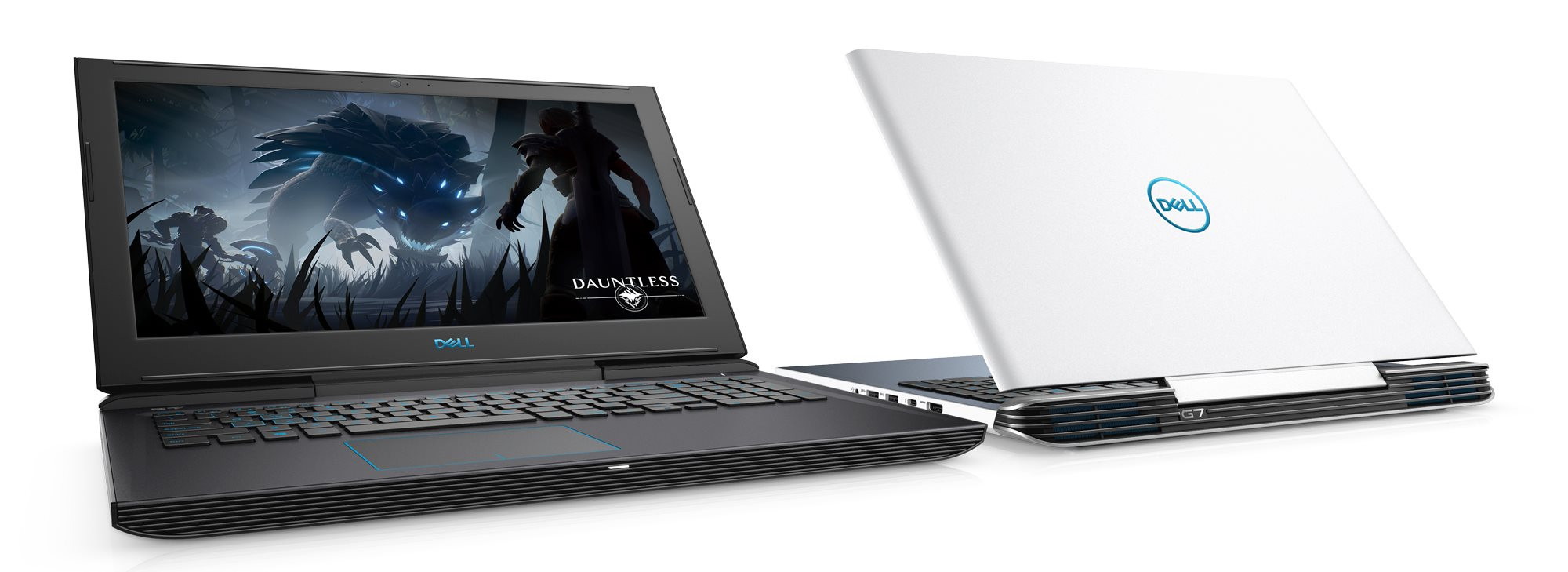 Dell G-Series Gaming Laptops - Dell's Spring Range: New 8th