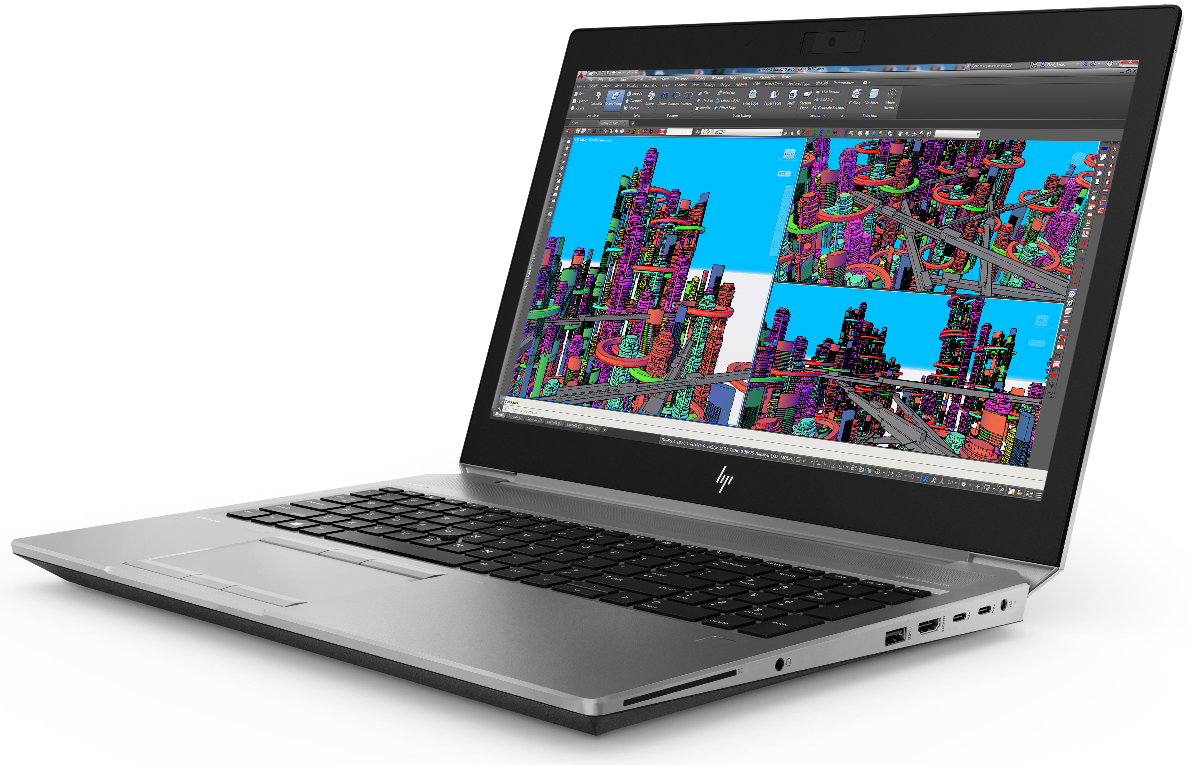 hp zbook 15 driver update