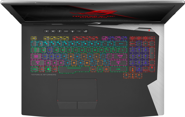 ASUS ROG G703 Chimera Gets Core i9 - ASUS ROG Spring System Updates
