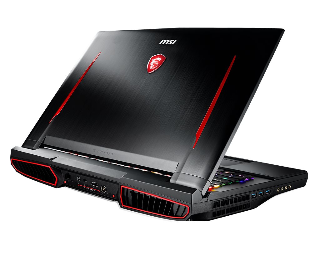 MSI's GT75 Titan DTR Laptop Gets Coffee Lake Treatment: Core