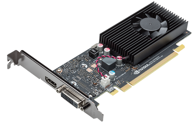 NVIDIA Quietly Rolls out Slower, Lower TDP GeForce GT 1030