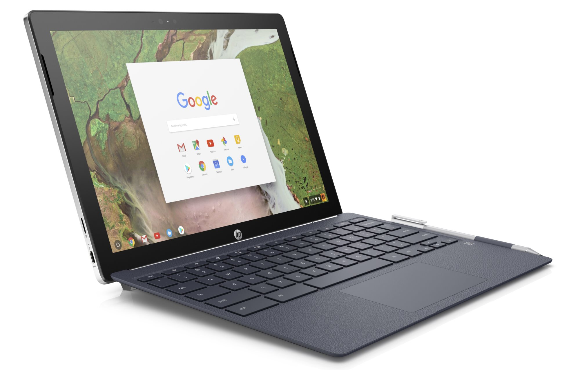 HP's New Chromebook x2 is a $599 Chrome OS Detachable