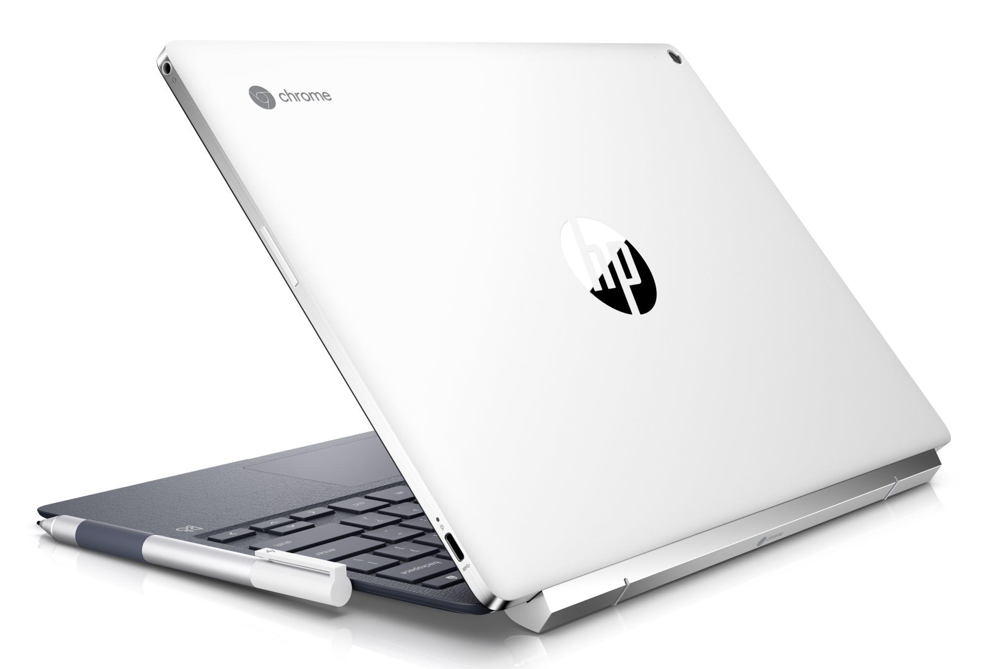 HP's Chromebook x2 is the 'world's first' detachable Chrome OS device