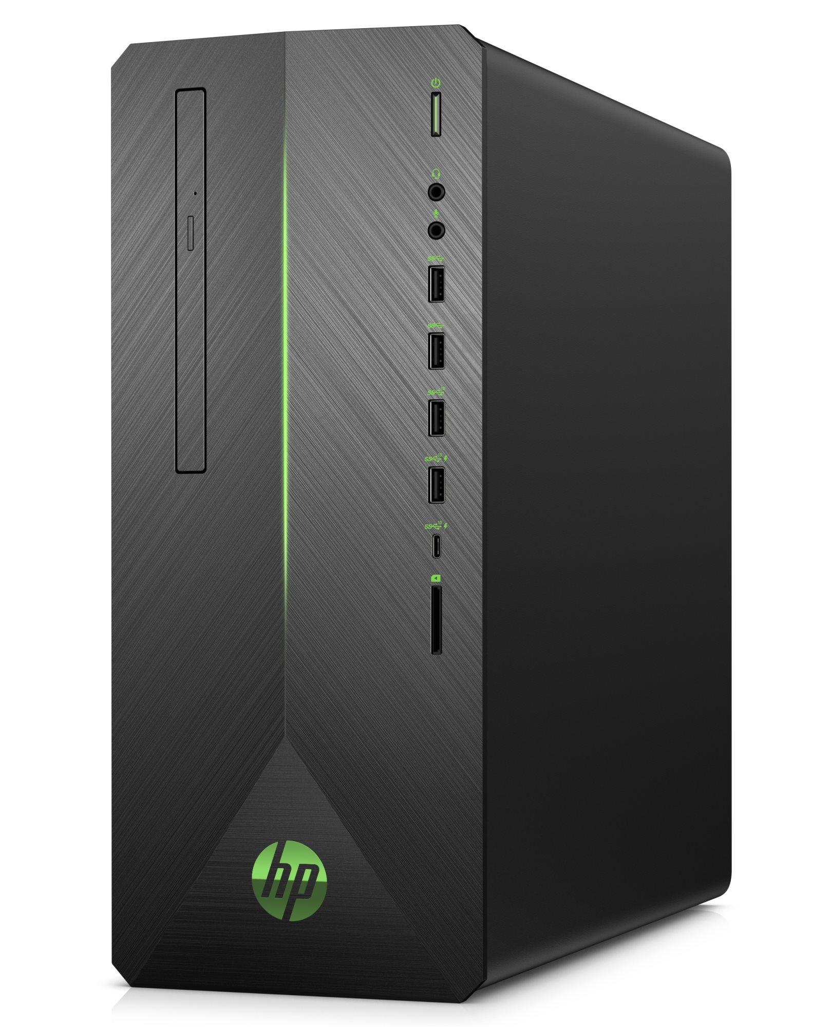 Mainstream Gaming: HP Updates Pavilion Gaming Desktop ...