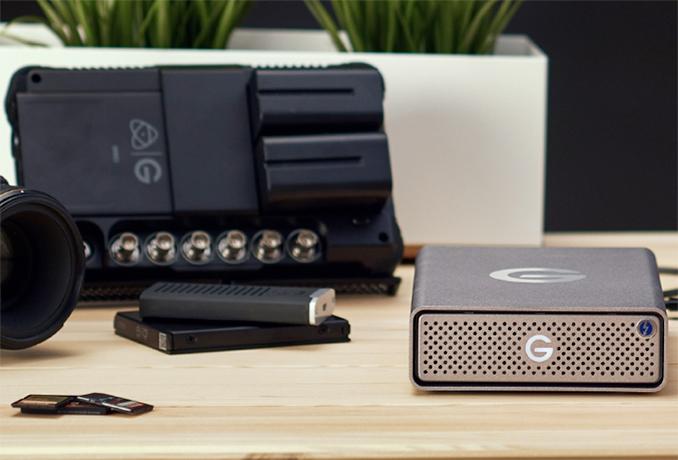G-Technology Unveils G-Speed, G-Drive Pro External SSDs