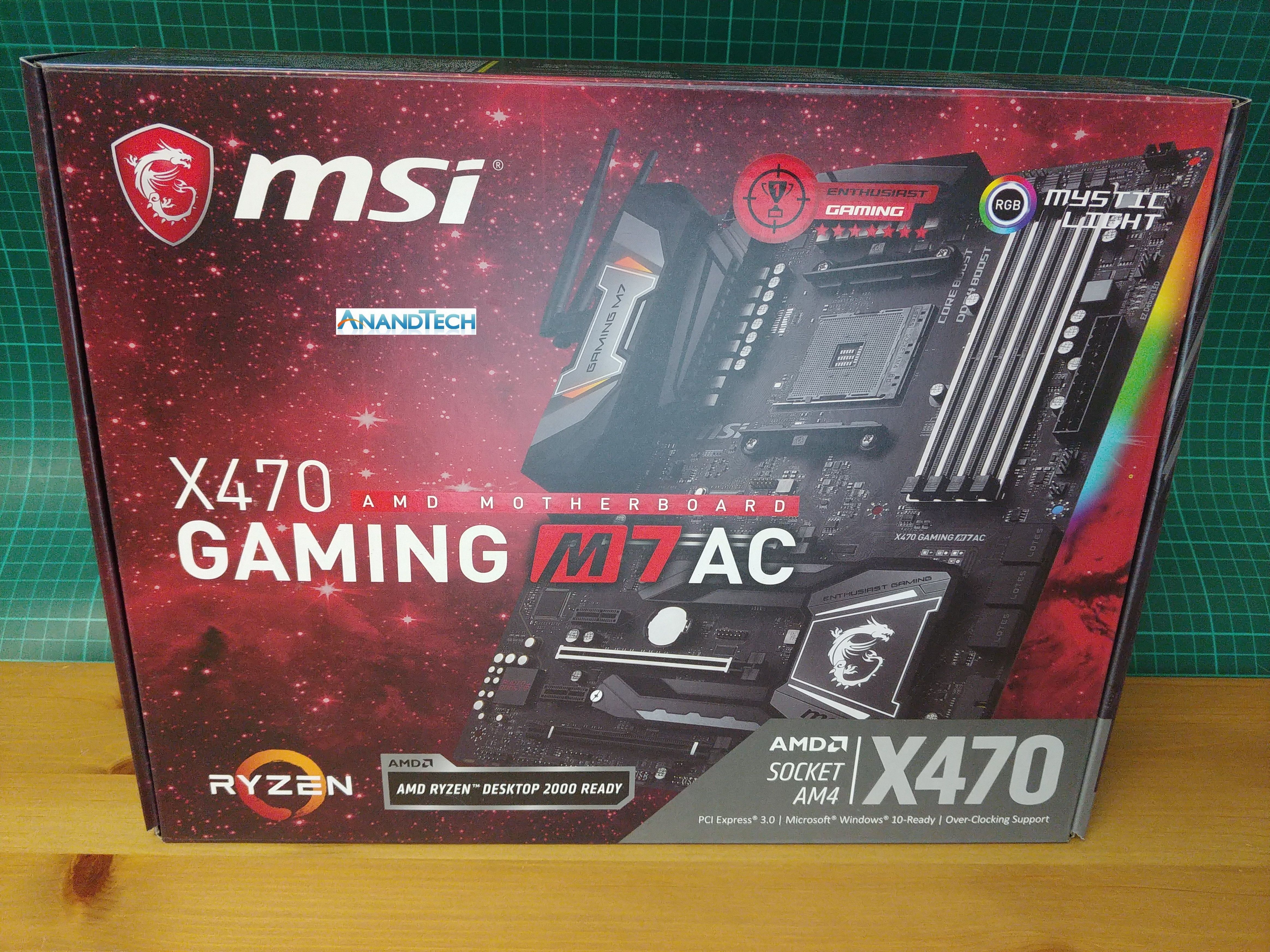 New X470 Chipset and Motherboards: A Focus on Power - The