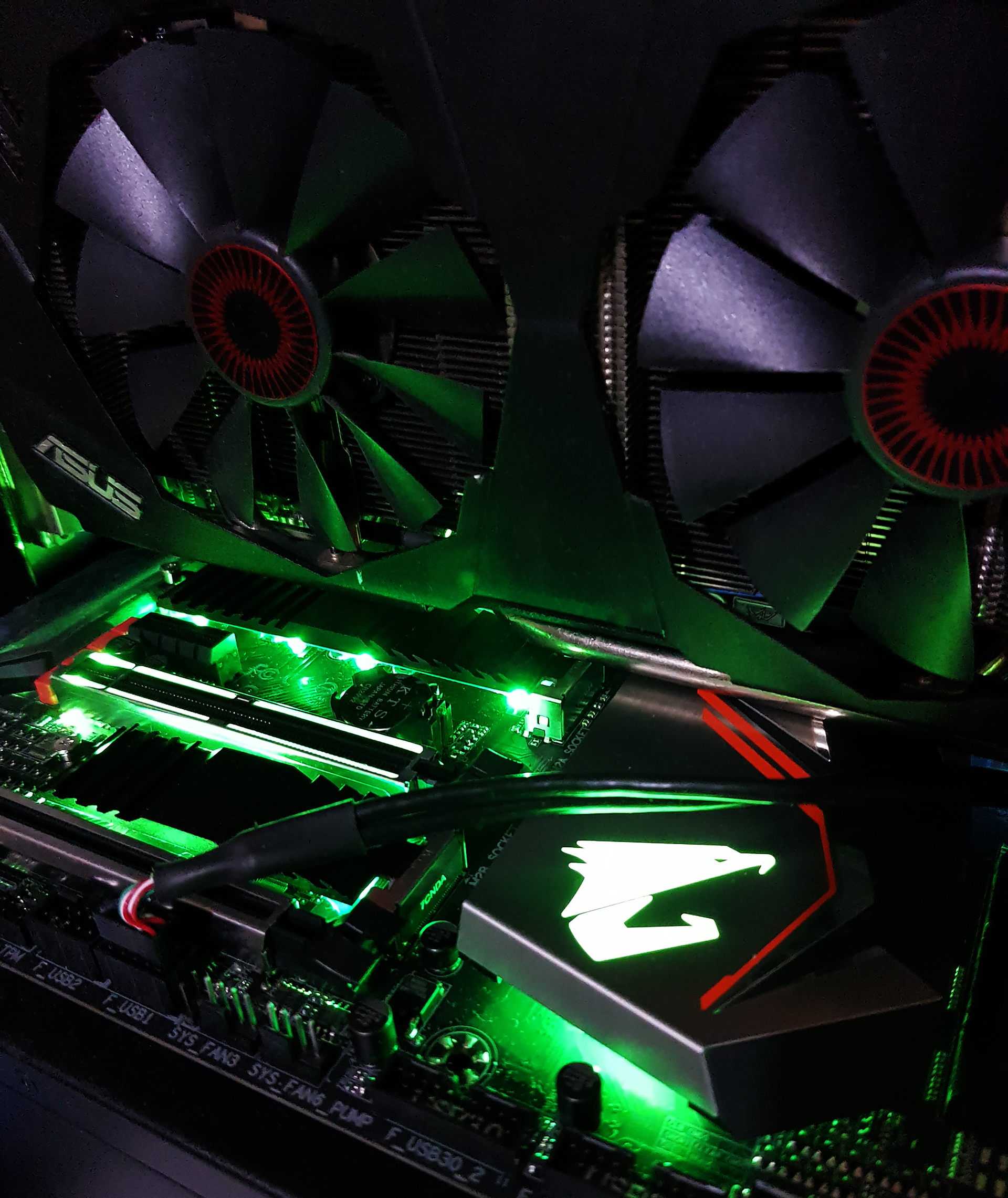 Visual Inspection - The GIGABYTE X470 Gaming 7 Wi-Fi