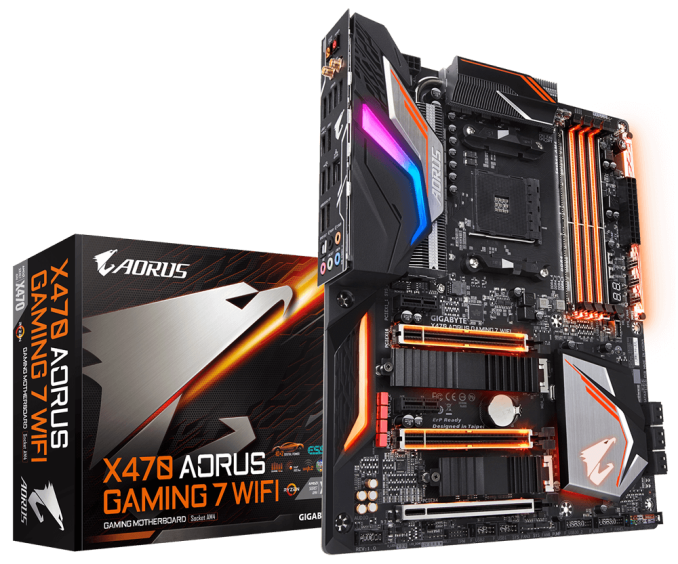 The GIGABYTE X470 Gaming 7 Wi-Fi Motherboard Review
