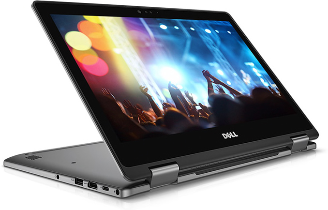Dell Launches AMD Ryzen-Based Inspiron 13 7000 2-in-1 Convertible