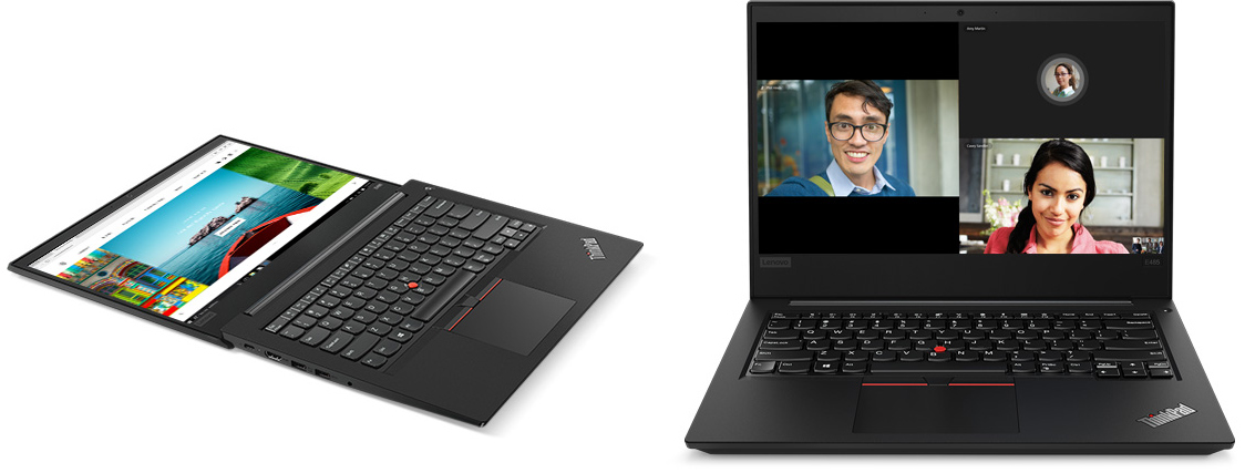 Lenovo Lists ThinkPad E485/E585: AMD's Ryzen Mobile Land in