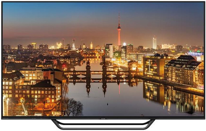 Sharp's 8K UHD TV Available in Japan, Listed in Europe for €11,899