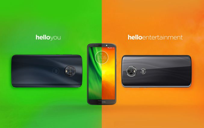 Motorola Announces Moto g6 and e5