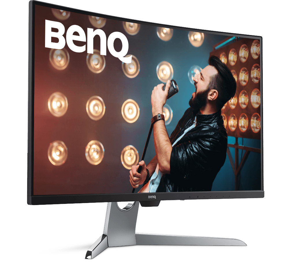 BenQ Unveils EX9R 9-inch Curved LCD with FreeSync 9, DCI-P9