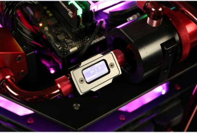 Bykski Announces Real-Time Temperature Monitoring Fittings for Watercooling