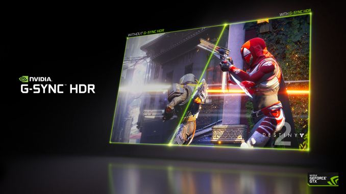 NVIDIA Updates on G-Sync HDR: 4Kp144 Monitors On Sale at End