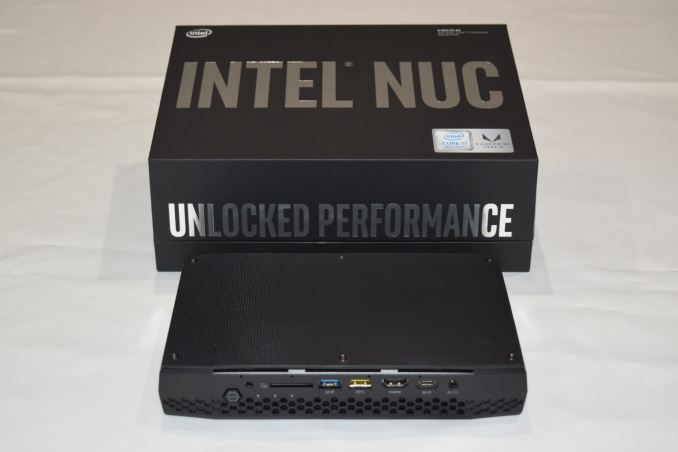 Intel NUC8i7HVK (Hades Canyon) Gaming Performance - A Second