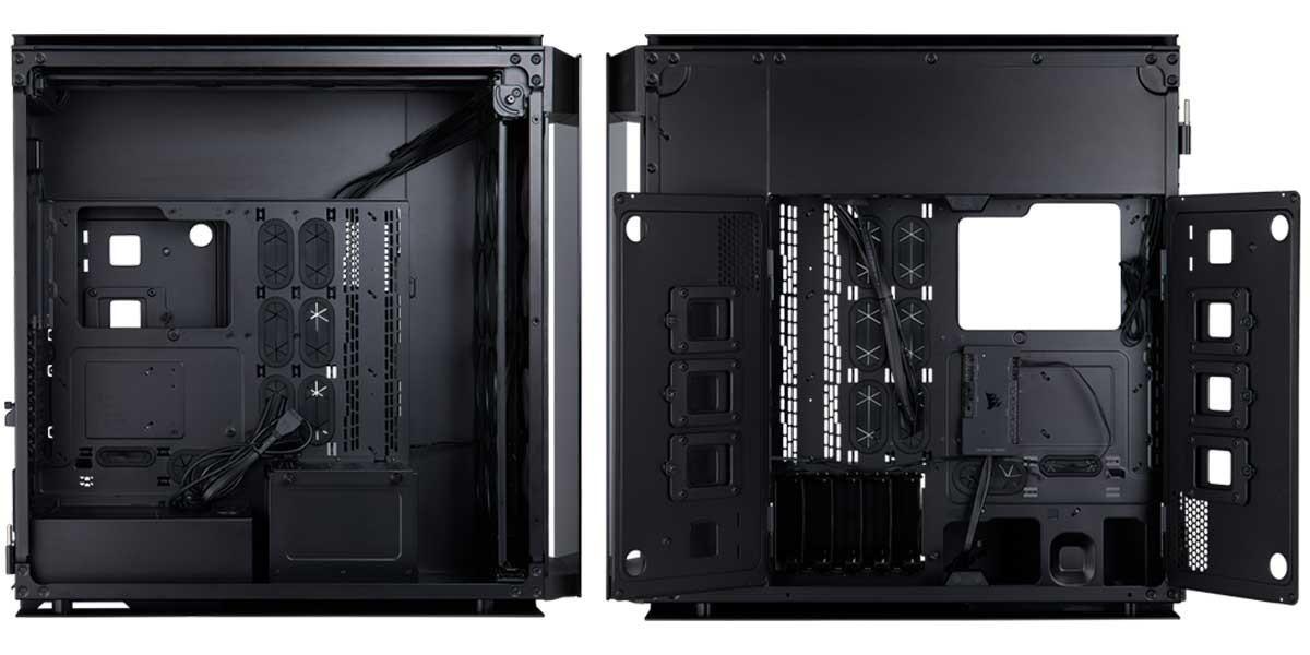 corsair cases wiring diagrams