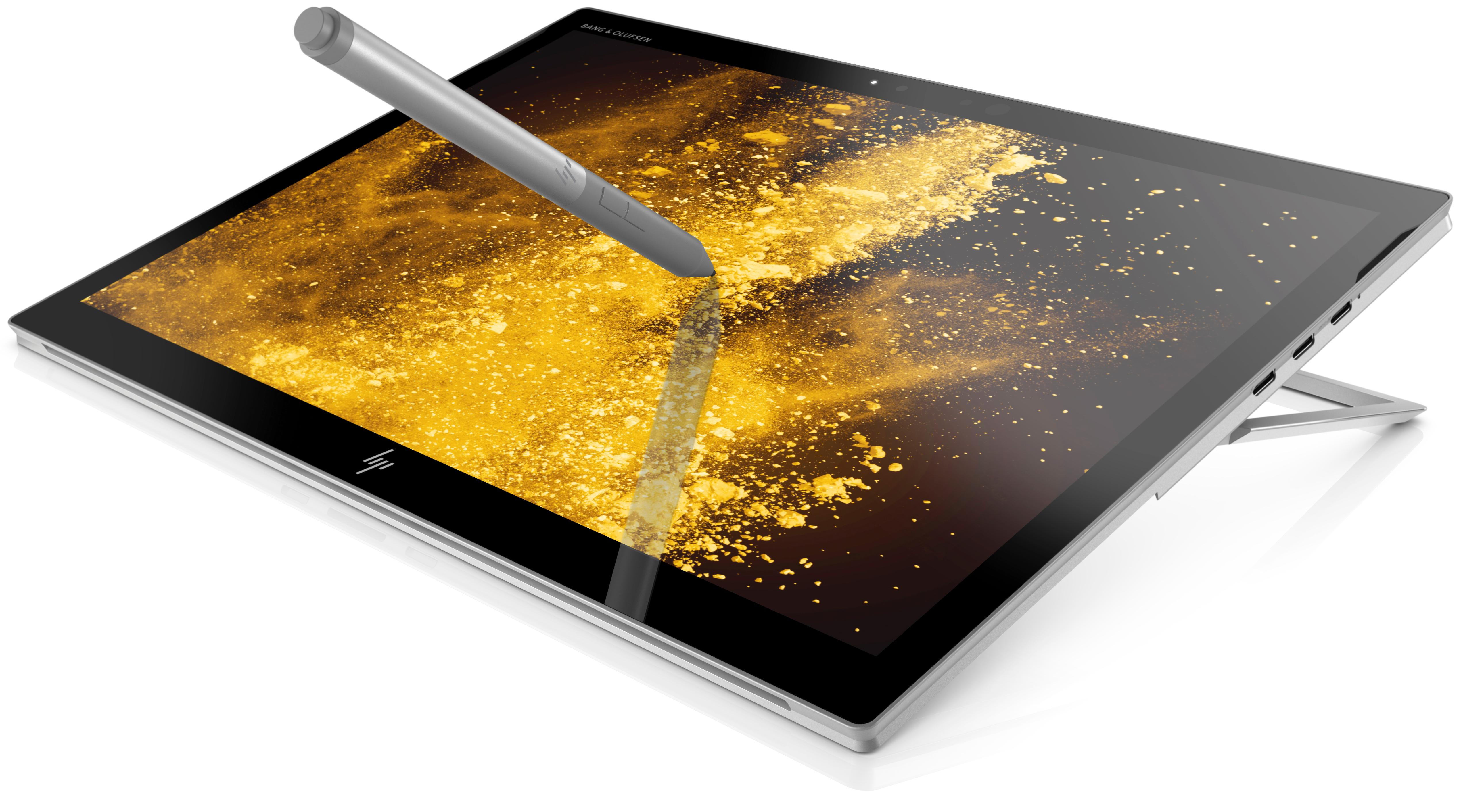 HP 13-inch Elite x2 1013 2-in-1 PC: Quad-Core, Thunderbolt 3