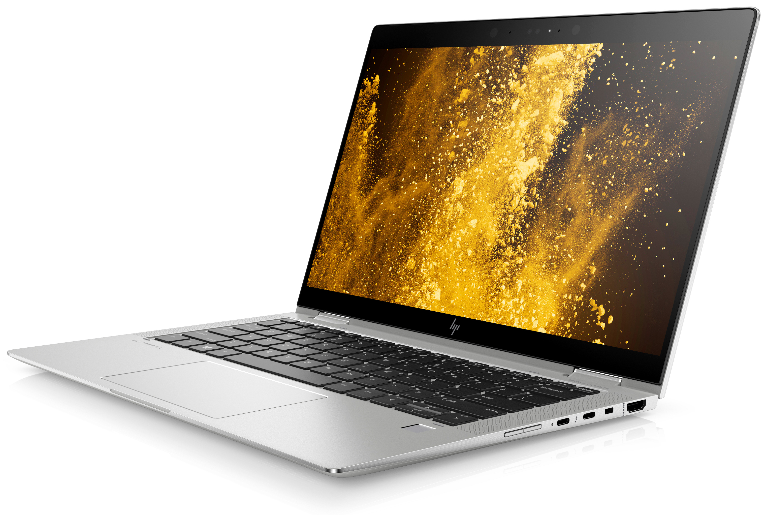HP Unveils EliteBook x360 1030 G3 Convertible: Quad-Core CPU, 700