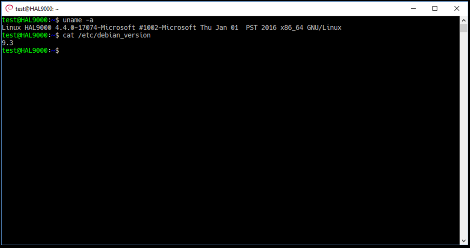 Command Line and Windows Subsystem for Linux - The Windows