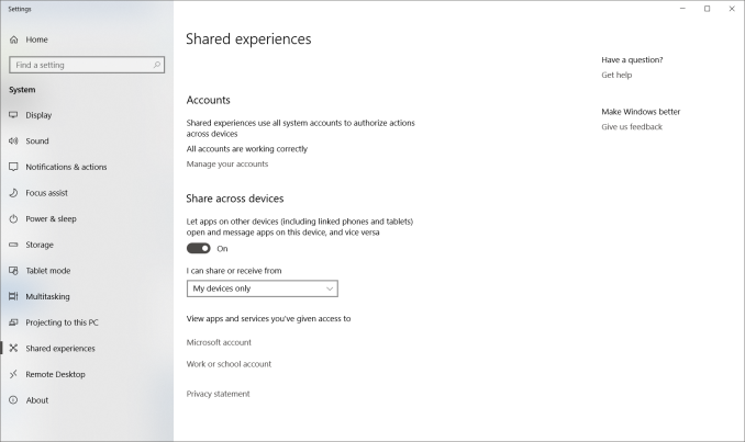 Nearby Share, Bluetooth Pairing, and Windows 10 S Mode - The