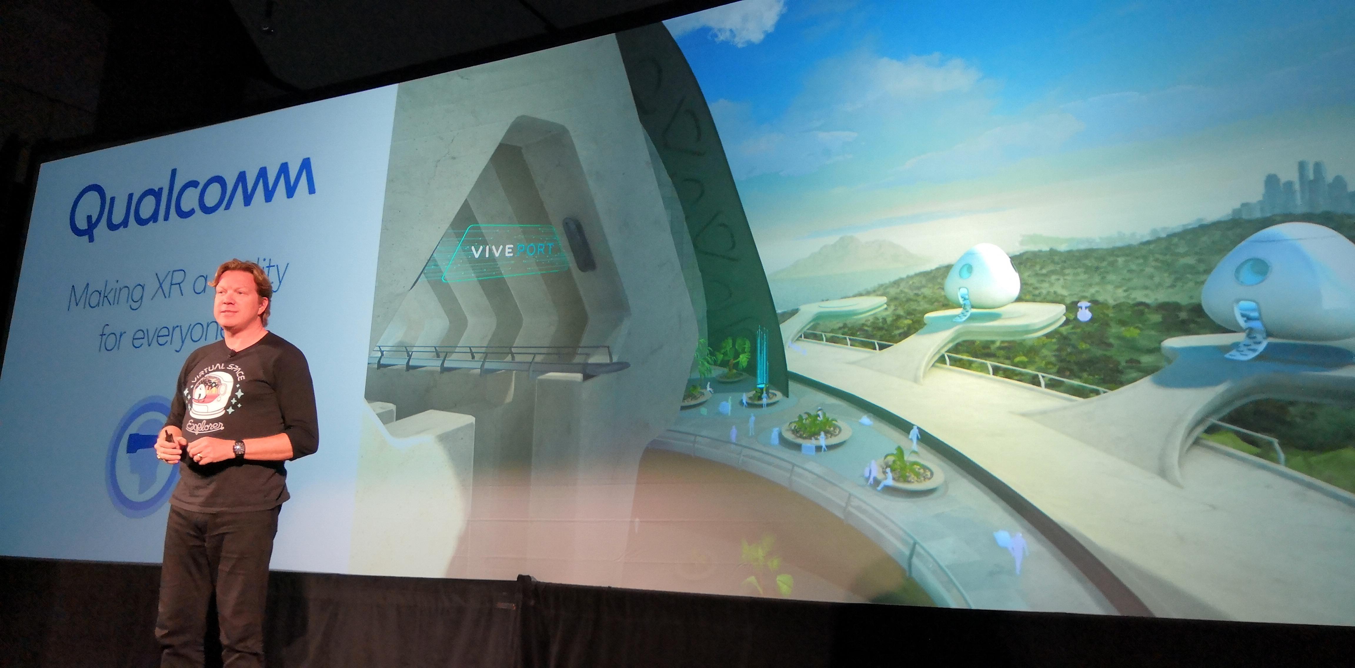 Qualcomm VR and AR Press Event: Live Blog (7pm PT, 2am UTC)
