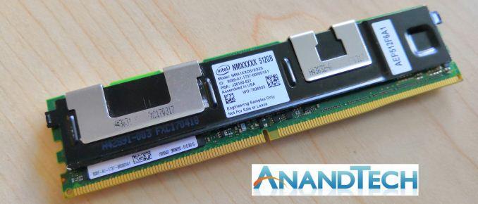 Intel Optane DC Persistent Memory DIMMs