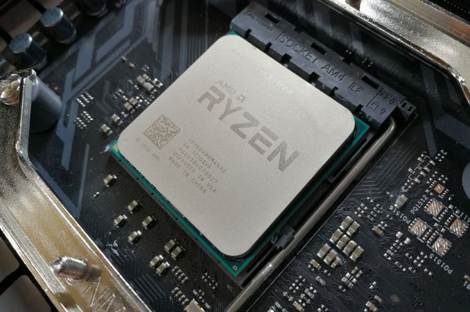 AMD Preps New Ryzen 2000-Series CPUs: 45W Ryzen 7 2700E