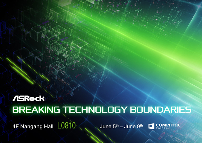 AMD B450 At Computex: ASRock Invite Mentions B450 Chipset on