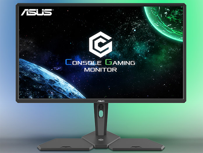 ASUS CG32UQ: 4K Console Gaming LCD with FreeSync & Halo Sync