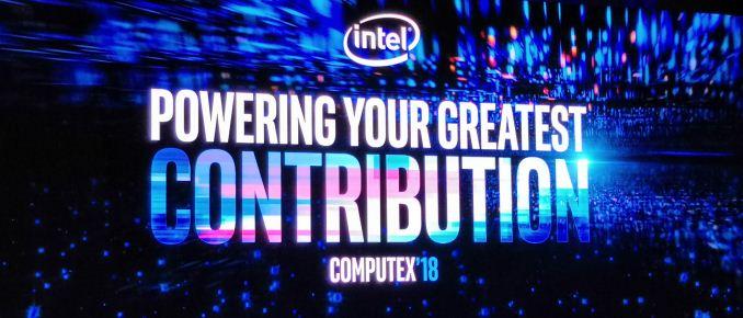 The Intel Computex 2018 Keynote  A Live Blog (2pm Taiwan fdbd61a8923