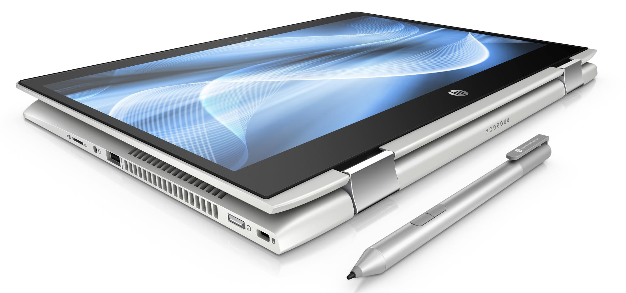 HP Announces ProBook x360 440 G1 Notebook: Slim and Secure Convertible