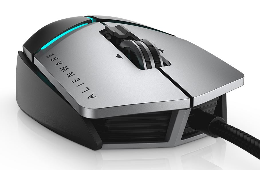 Alienware Releases Wireless headset and Elite Gaming Mouse