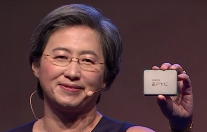 AMD Zen 2 Update: 7nm EPYC in Labs Now, Launching in 2019