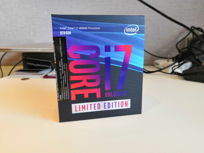 The Intel Core i7-8086K Review