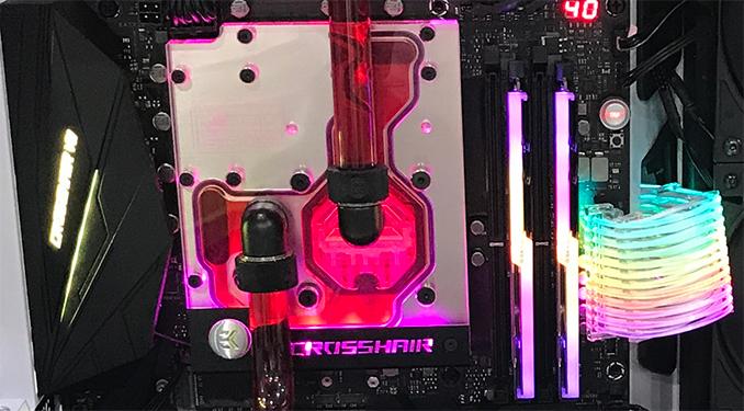 G Skill's DRAM Extremes: DDR4-4000 on AMD Ryzen, DDR4-5066