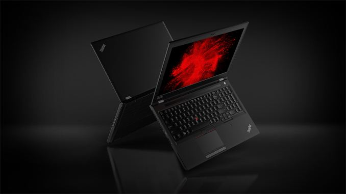 Lenovo Unveils ThinkPad P52: 8th Gen Core or Xeon, Quadro