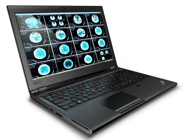 Lenovo Unveils ThinkPad P52: 8th Gen Core or Xeon, Quadro