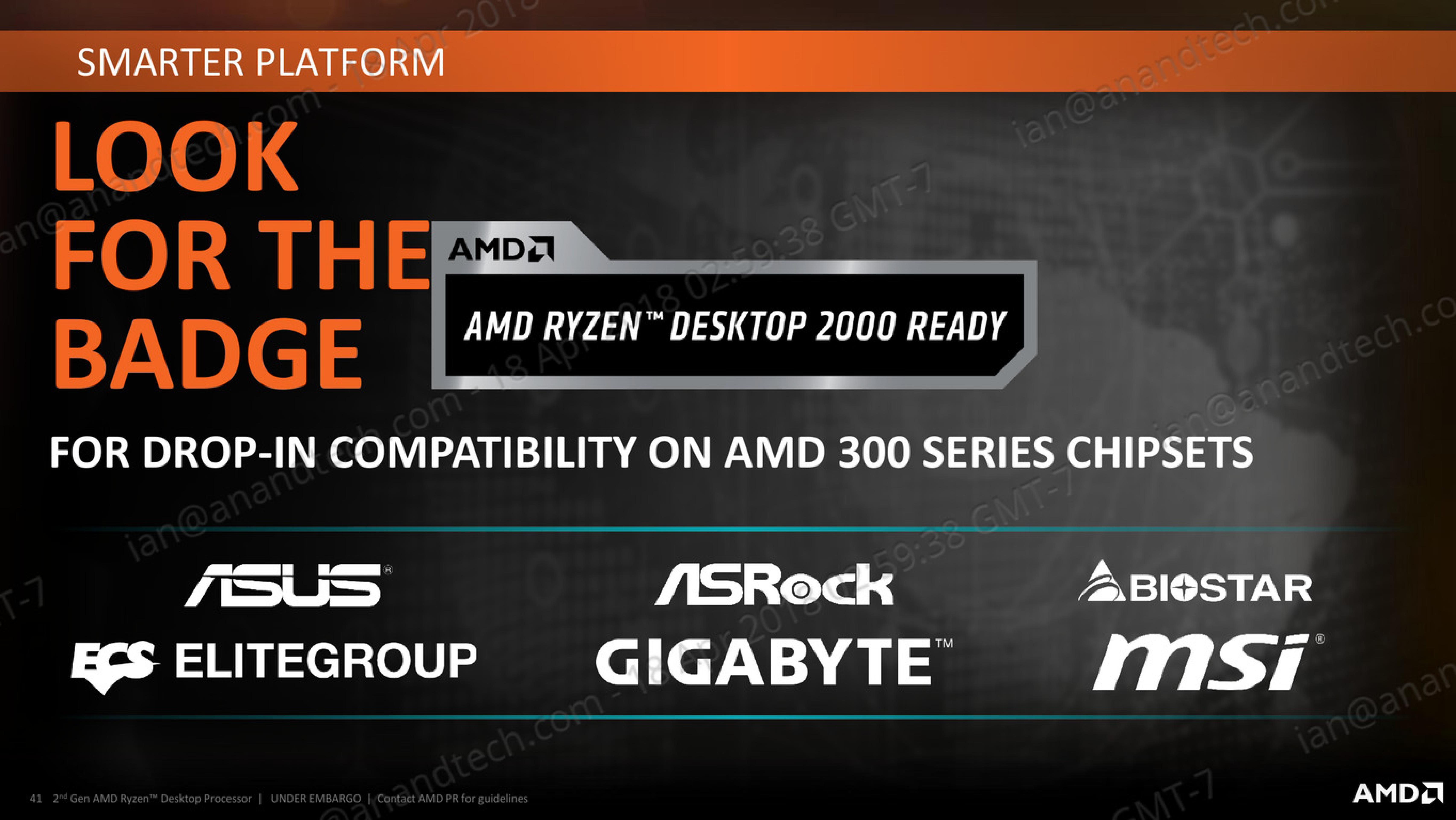 AMD BIOS Limitations: Bristol Ridge Dropped From Certain