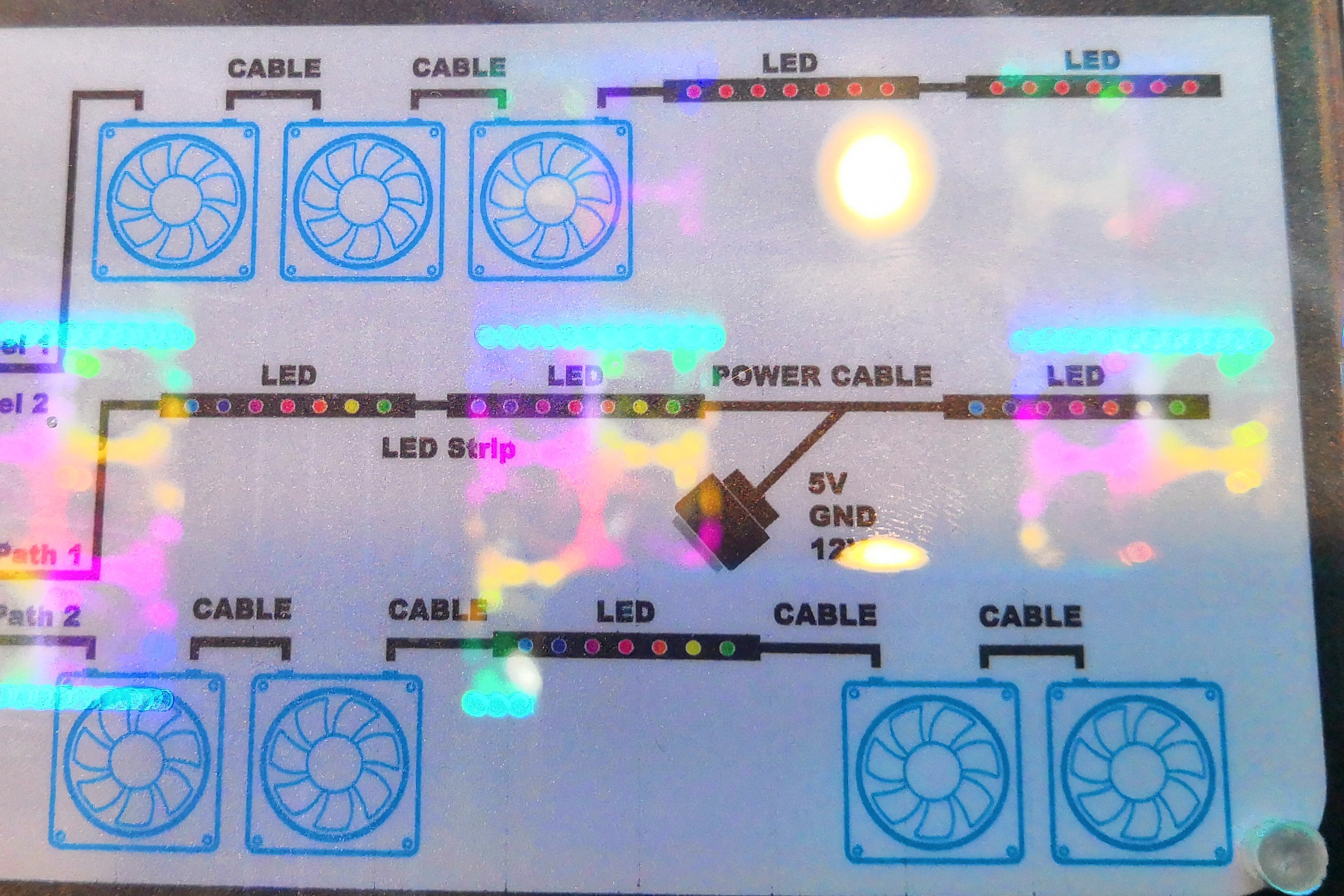The InWin Ego Fan: The Ultimate RGB LED Fan