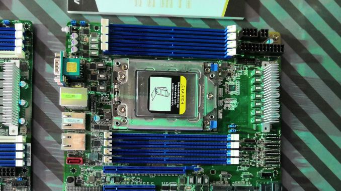 ASRock Rack Goes AMD: EPYCD8 Workstation Motherboard