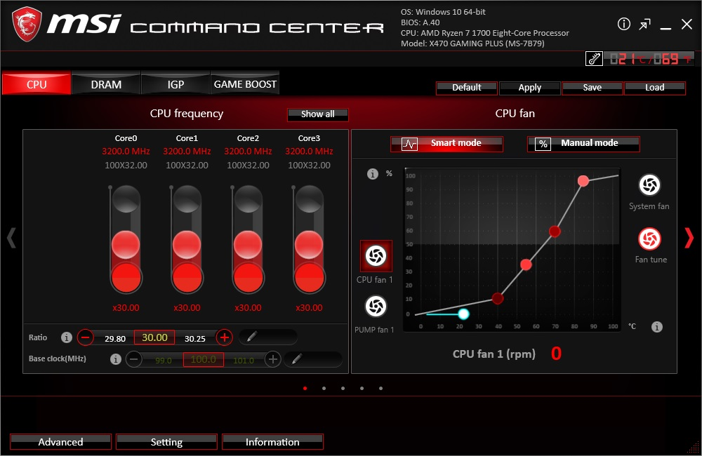 BIOS And Software - The $120 MSI X470 Gaming Plus Review