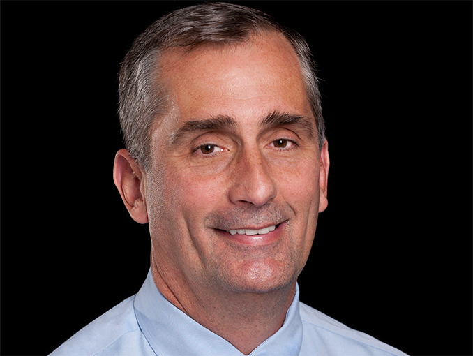 Intel's CEO Brian Krzanich Resigns, CFO Robert Swan as Interim CEO