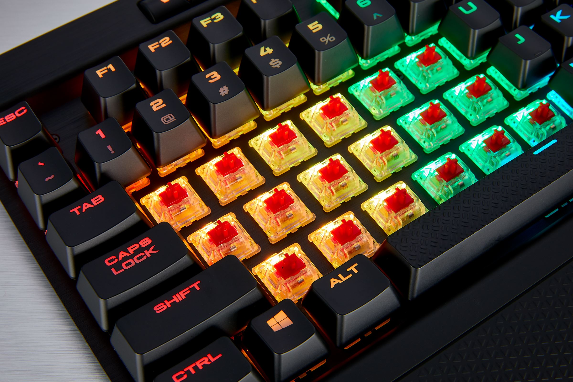💐 Corsair k70 profiles red | softsmilesystemsinc com: CORSAIR K70