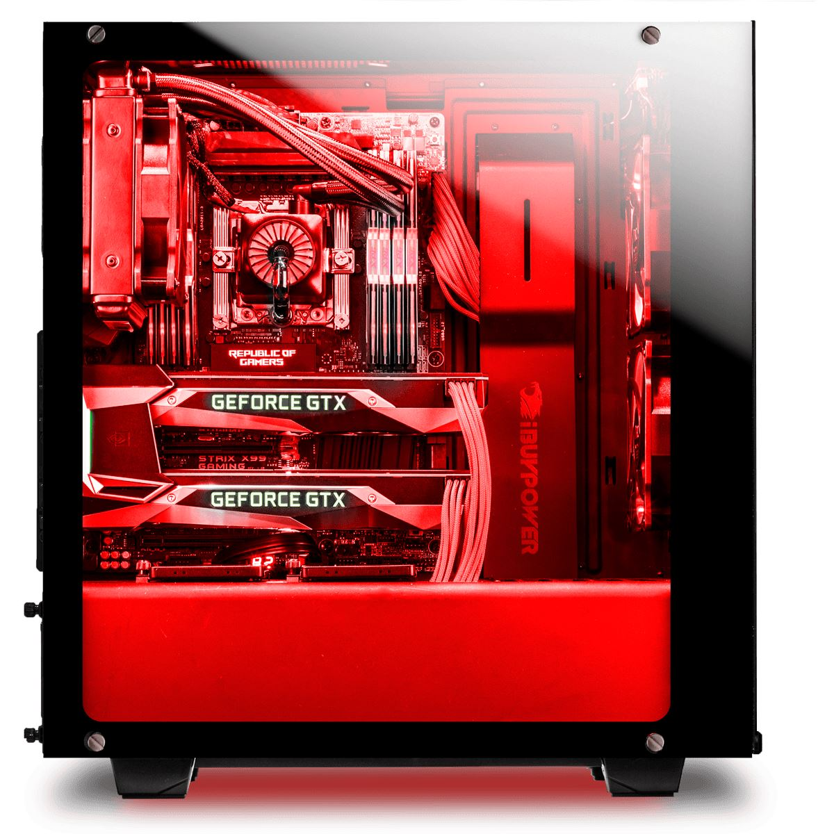 iBuyPower Element Gaming PC Review: i7-8086K and GTX 1080 Ti