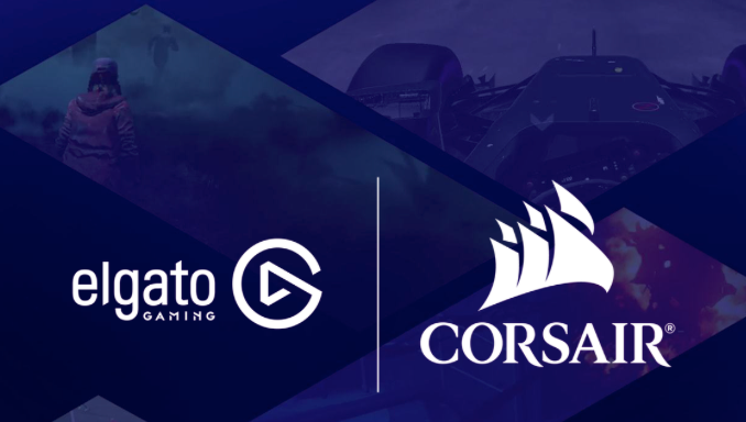 Corsair Takes Over Gaming, Video Capture, & Docking Assets