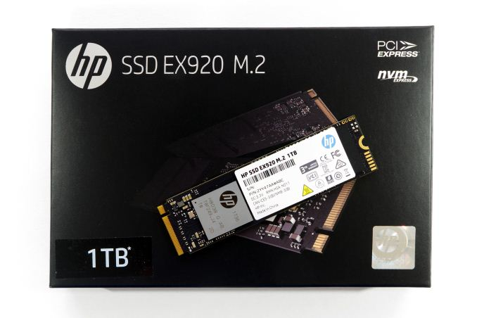 Conclusion - The HP EX920 M 2 SSD Review: Finding the