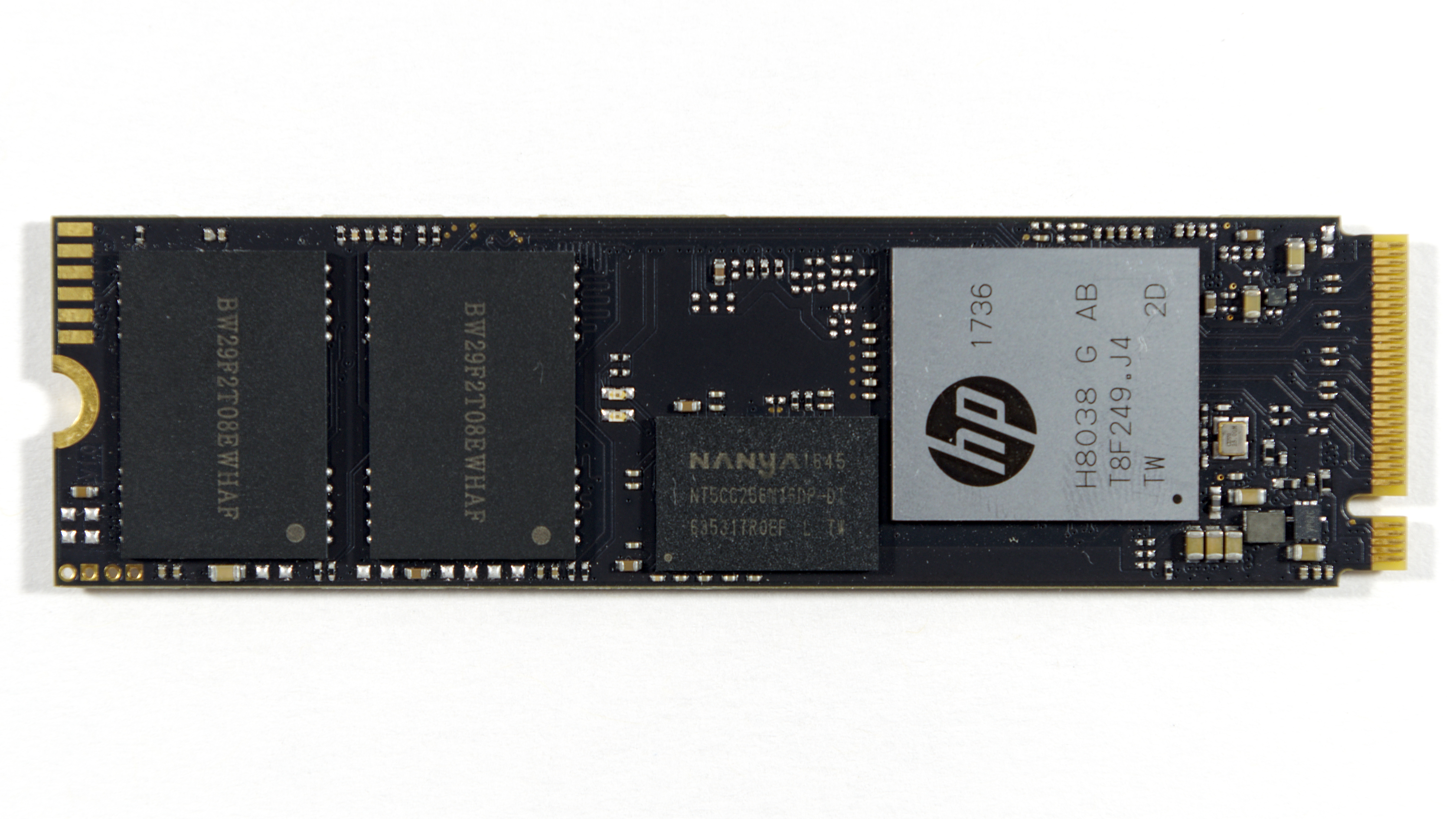 The HP EX920 M 2 SSD Review: Finding the Mainstream Sweet Spot